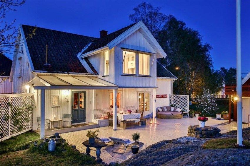Hytte til salgs øygarden